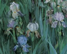 Maria Oakey Dewing, American, 1845 - 1927 Iris at Dawn (Iris) 1899 Oil on canvas Hood Museum of Art, Dartmouth College: Purchased through the Miriam H. and S. Sidney Stoneman Acquisition Fund and the Mrs. Harvey P. Hood W'18 Fund; P.999.11