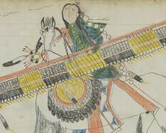 Featured Collections: Ledger Drawings