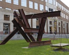 Featured Collections: Public Art on Campus