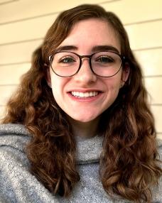 Caroline Cook '21, Erbe Intern
