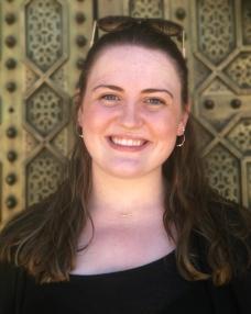 Katelyn Zeser '22, Homma Family Intern