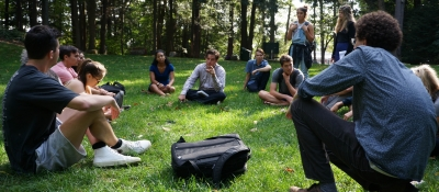 Notes from the Underground: On Resonant Spaces at Dartmouth College