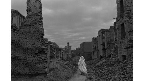 Kabul, Afghanistan, 1996.