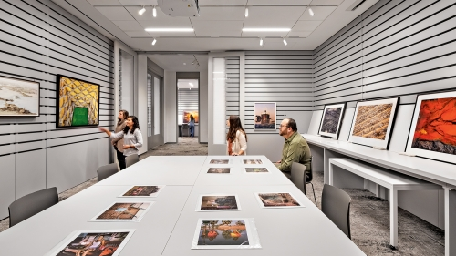 Bernstein Center for Object Study. Photo by Michael Moran.