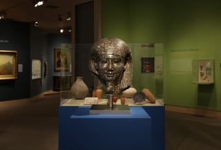 Egyptian Antiquities at Dartmouth