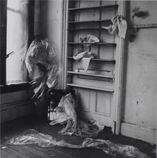 Francesca Woodman, My House, Providence, Rhode Island