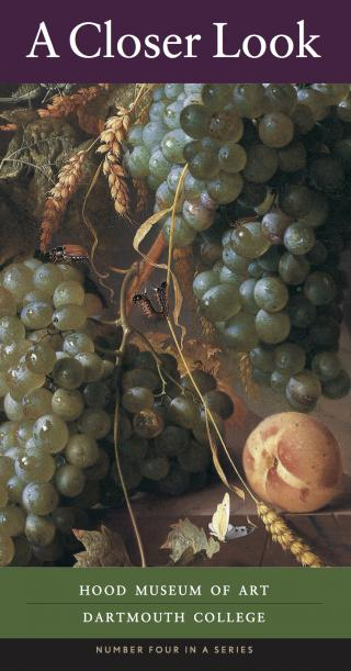 A Still-Life with Grapes