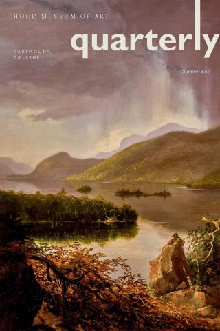Cover of the 2017 summer Quarterly.