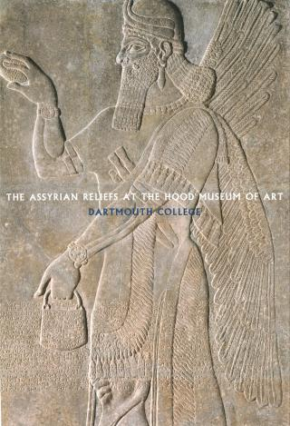 Cover of Assyrian Reliefs from the Palace of Ashurnasirpal II
