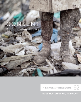 Cover of the brochure Consent: Complicating Agency in Photography.
