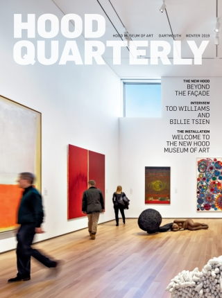 Cover of the 2019 winter Quarterly.