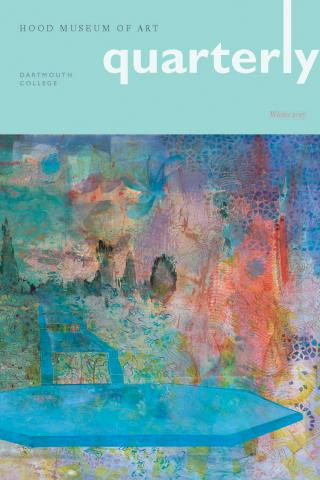 Cover of the 2017 Winter Quarterly.