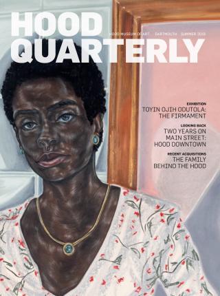 Cover of the 2018 spring Quarterly.