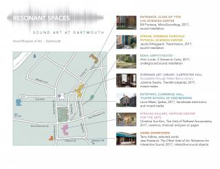 Map of Resonant Spaces installations.