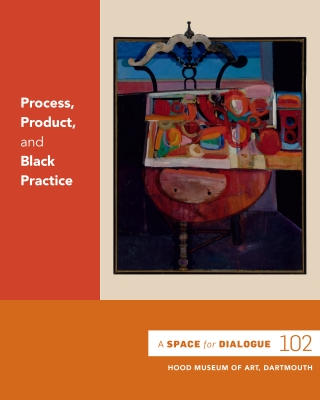 Cover of the A Space for Dialogue brochure 102.