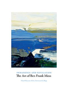 Cover of The Art of Ben Frank Moss