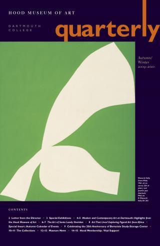 Hood Quarterly Autumn/Winter 2009-2010 Cover