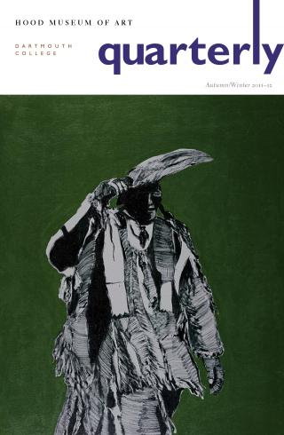Hood Quarterly Autumn/Winter 2011-2012 Cover