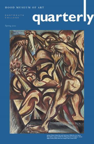 Hood Quarterly Spring 2012 Cover