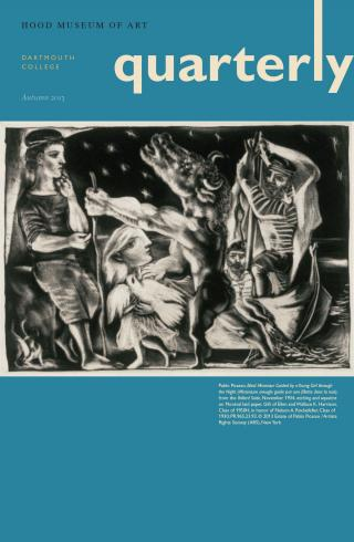 Hood Quarterly Autumn 2013 Cover
