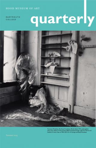 Hood Quarterly Summer 2013 Cover