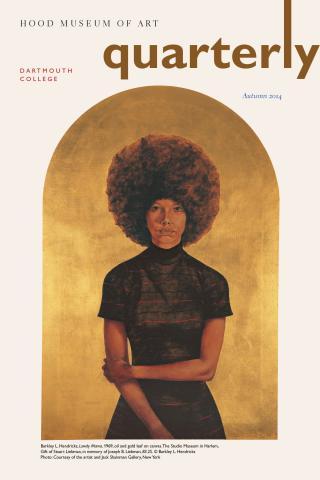 Hood Quarterly Autumn 2014 Cover