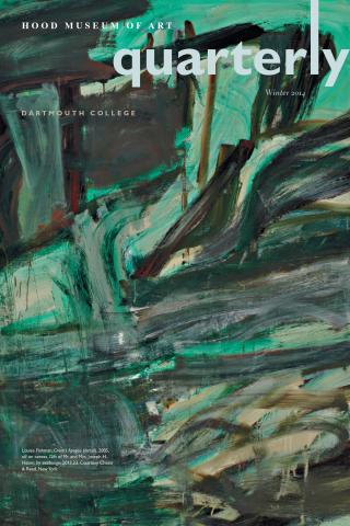 Hood Quarterly Winter 2014 Cover