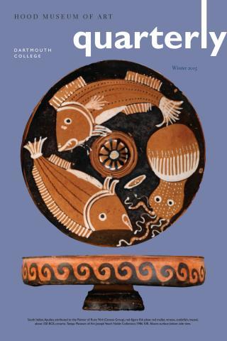 Hood Quarterly Autumn 2015 Cover
