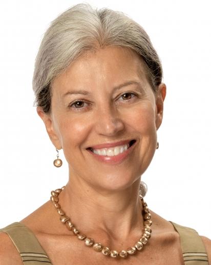 Hood Museum Board of Advisors member Emily Bakemeier.
