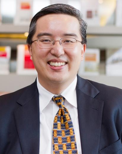 Hood Museum Board of Advisors member Steven Tseng.