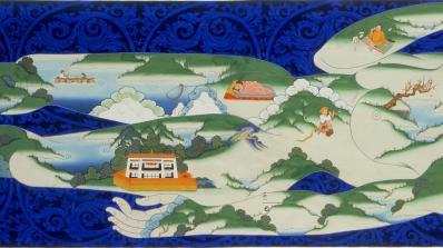 Penba Wangdu, Links of Organization