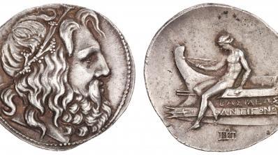 Greek/Macedonian, tetradrachm