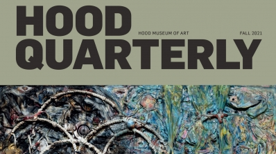 Cover of the 2021 fall Hood Quarterly.