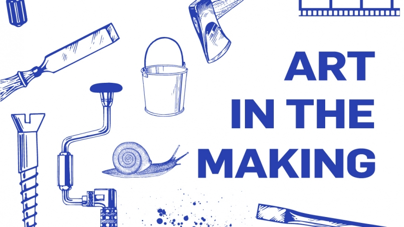 This podcast, hosted by Hood Museum interns Caroline Cook '21 and Courtney McKee '21, traces the history of various materials used to make art through the ages and highlights works in the Hood Museum of Art's collection that you can see for yourself.
