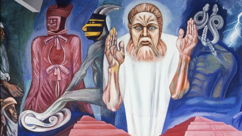 The Coming of Quetzalcoatl