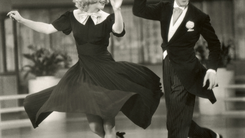 John Miehle, Fred Astaire and Ginger Rogers