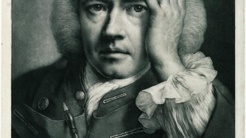Thomas Frye, Ipse (Self-Portrait)