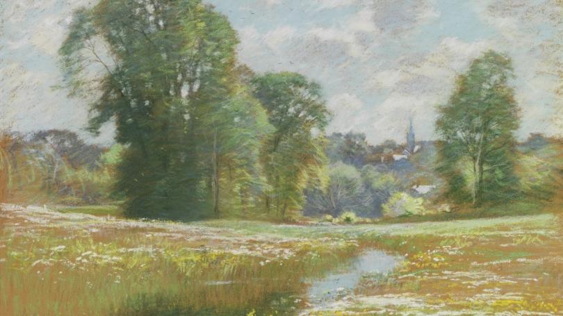 John Appleton Brown, Summer Time