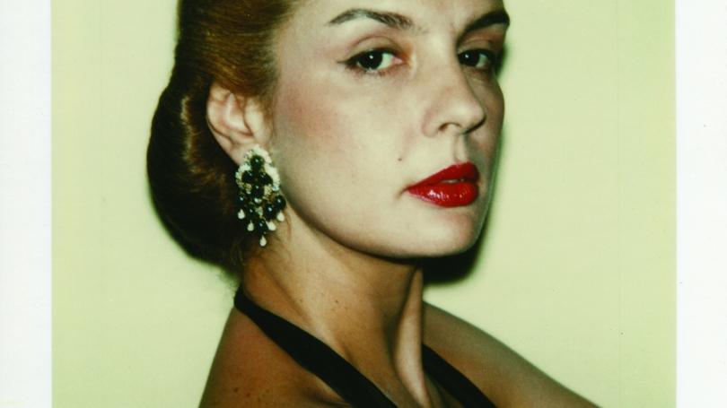 Andy Warhol, Carolina Herrera, November 1978