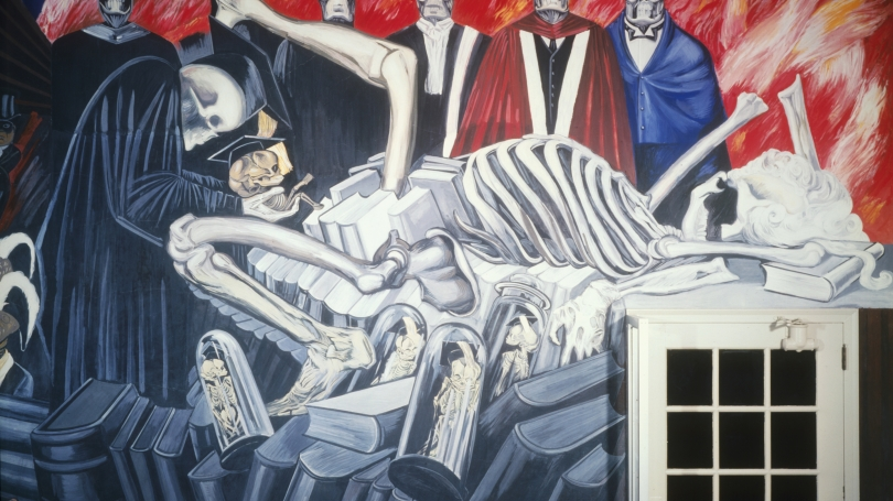 "José Clemente Orozco, ""Gods of the Modern World"""