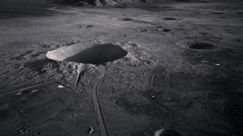 Emmit Gowin, Sedan Crater, Area 10