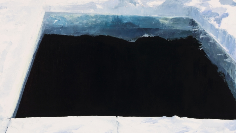 Eric Aho, Ice Cut (1931), 2008