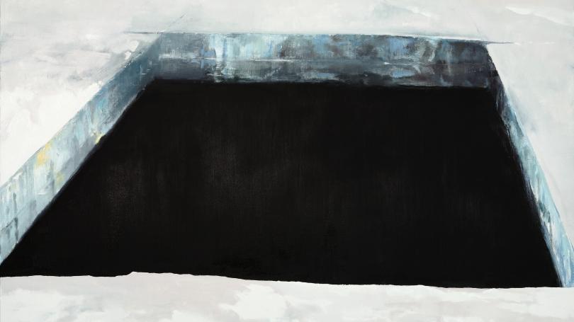 Eric Aho, Ice Cut (1932), 2010