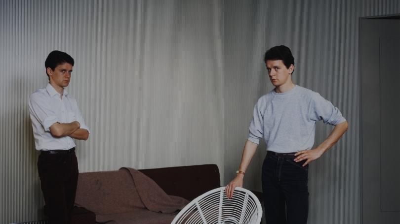 Jeff Wall double self portrait