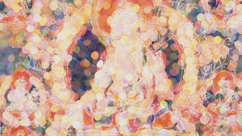 Losang Gyatso, Clear Light Tara