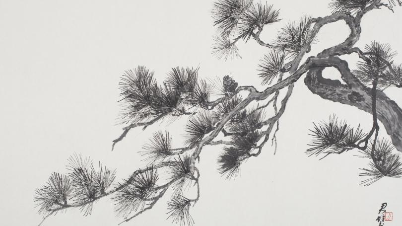 Fan Tchunpi, Pine Branches