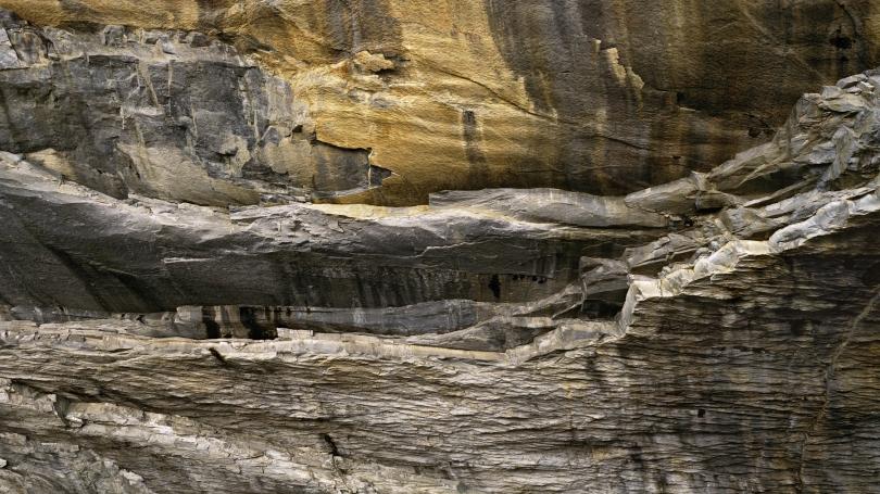 Edward Burtynsky, Abandoned Marble Quarry #18