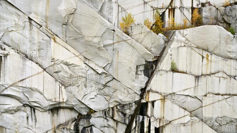 Edward Burtynsky, Rock of Ages #4