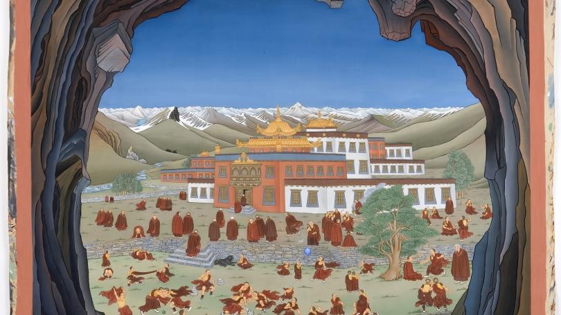 Tenzin Norbu, Speech and Meditation