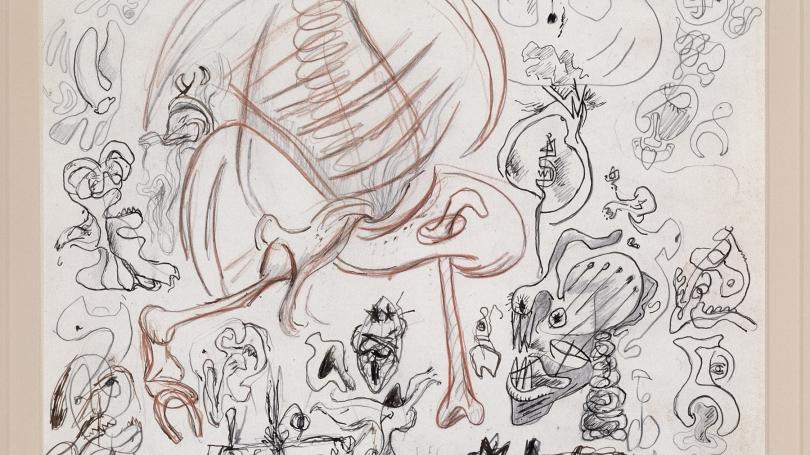 Jackson Pollock, Untitled (Number 37)